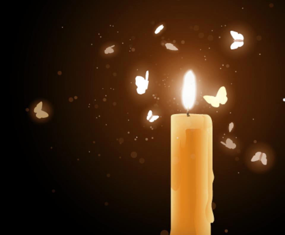 candle-christmas